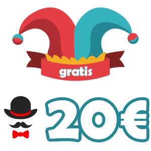 20 euros gratis en bono sin deposito