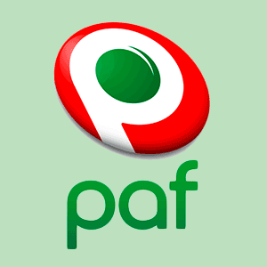 Logotipo e imagen de Paf