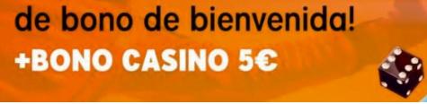 bono 5€ casino