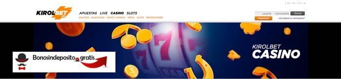 CashBack Kirulbet Casino