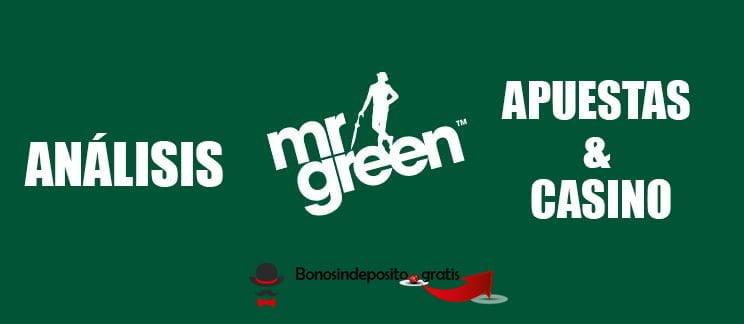 análisis mr green