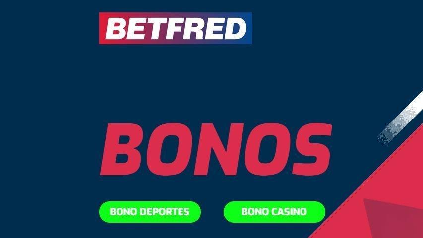 betfred casino bono