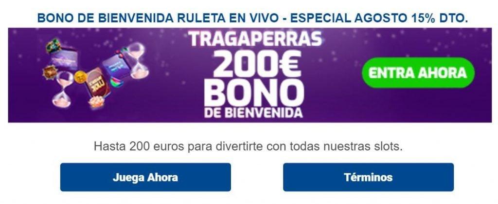 bono betfred casino