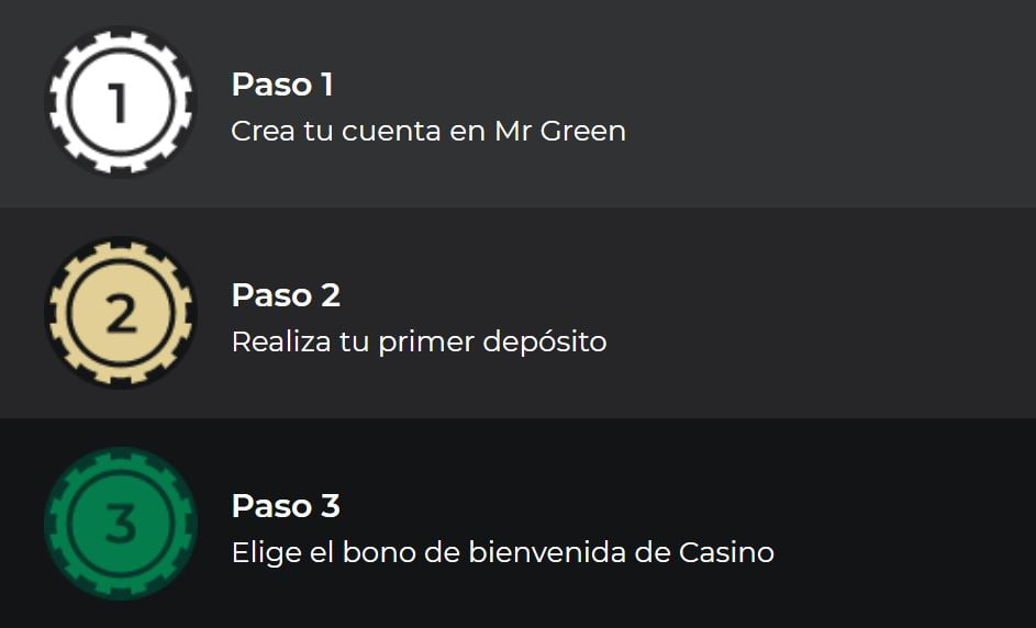 bono casino mrgreen