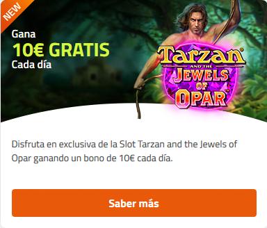 Luckia Casino Tarzan
