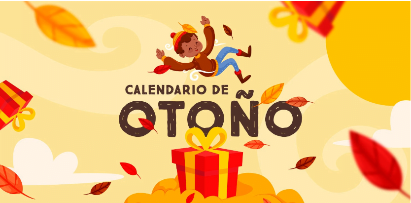 Calendario de otoño Casino Gran Madrid
