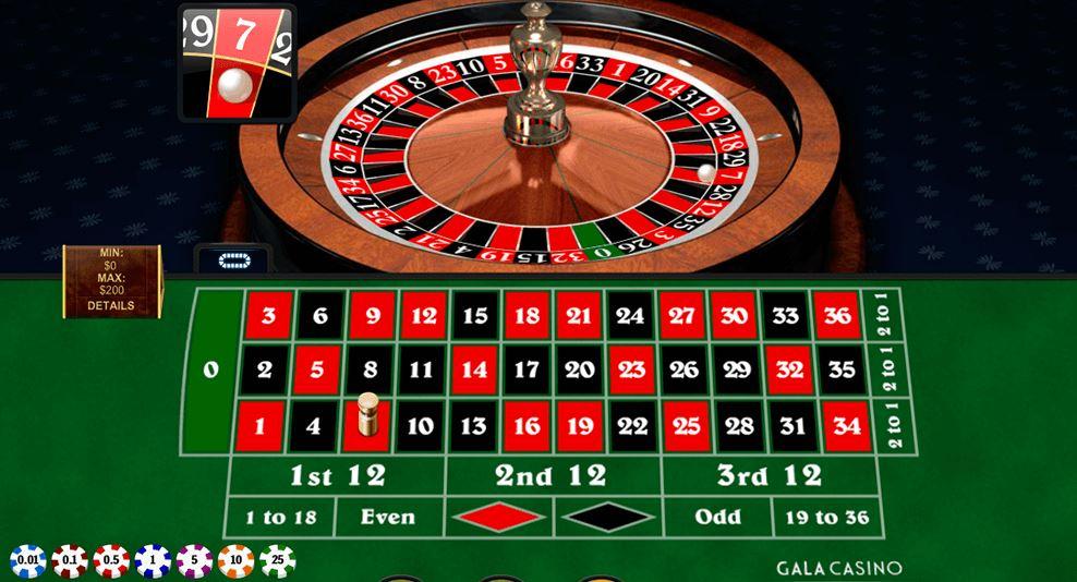 ruleta codere casino