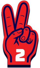 2 mano con guantes