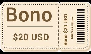 bono 20 usd sin deposito 888