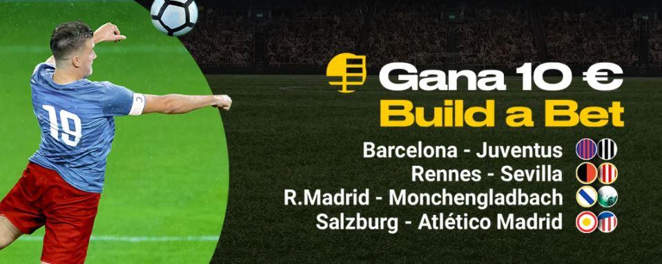 build a bet de bwin champions