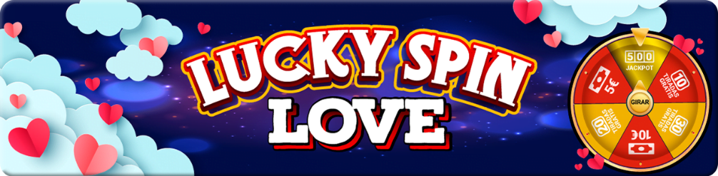 Lucky Spin Love