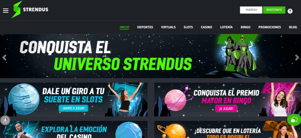 bonos strendus mexico 1