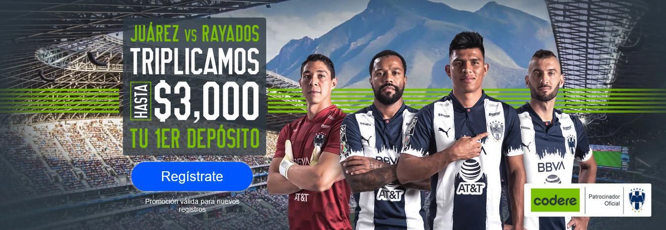 Juárez vs Rayados