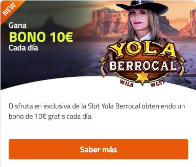 Yola Berrocal