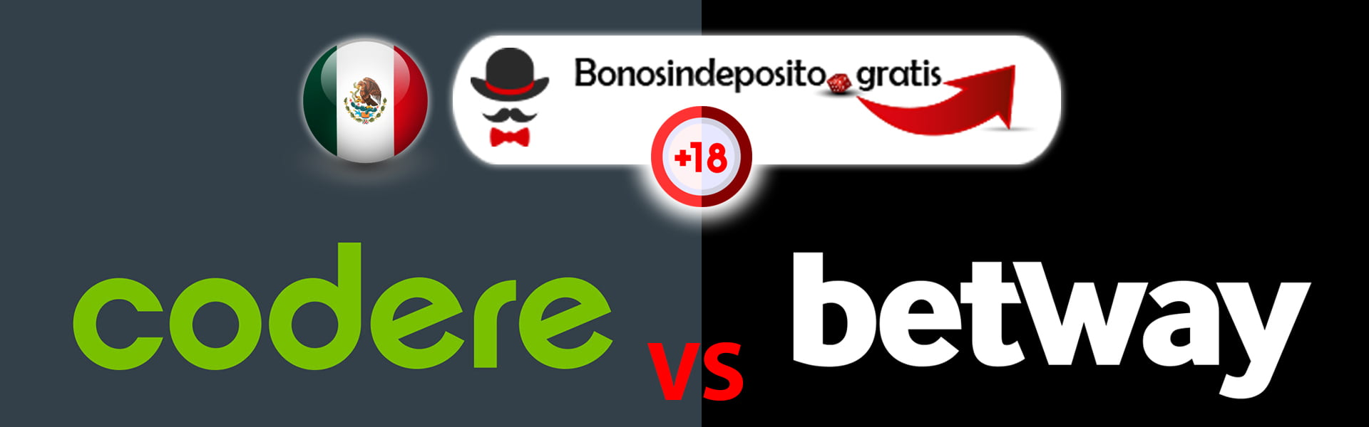 codere o betway, betway o codere, codere vs betway