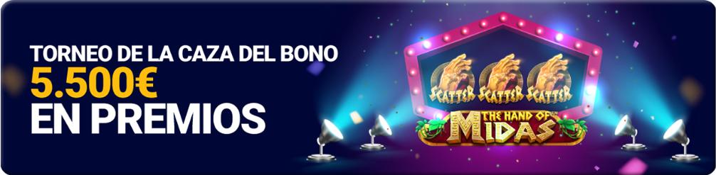 Torneo Caza del Bono
