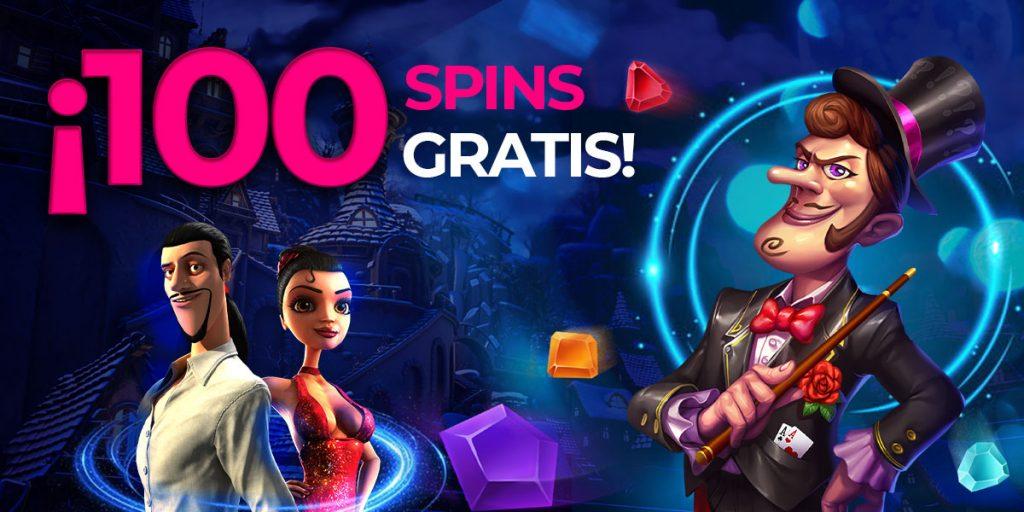 lbsbet 100 spins gratis